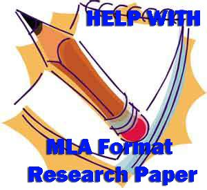In text citation for a research paper